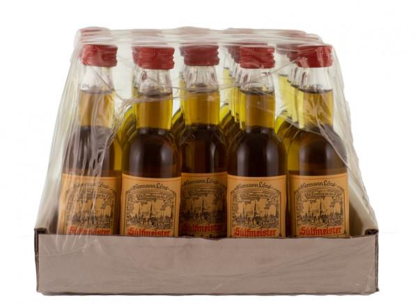 Mix-Paket [25 x 0,04L] Sülfmeister Heidekräuter Likör - 1 Liter 35% vol
