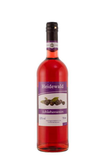 Heidewald Schlehenwein - 0,75L 8,5% vol