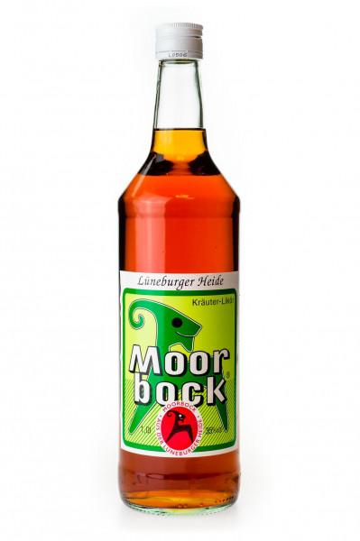 Moorbock Kräuterlikör - 1 Liter 35% vol